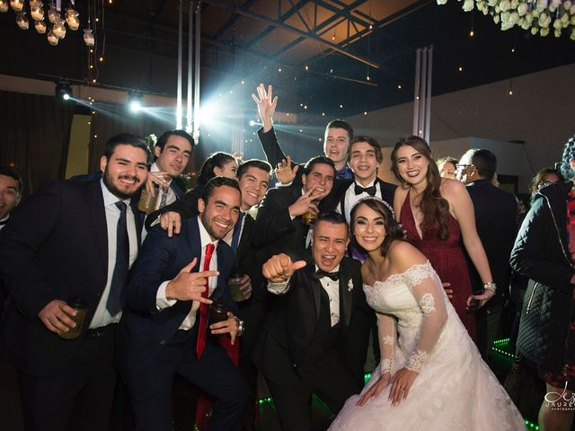 La boda de Luis y Estefania en Tlajomulco de Zúñiga, Jalisco 123