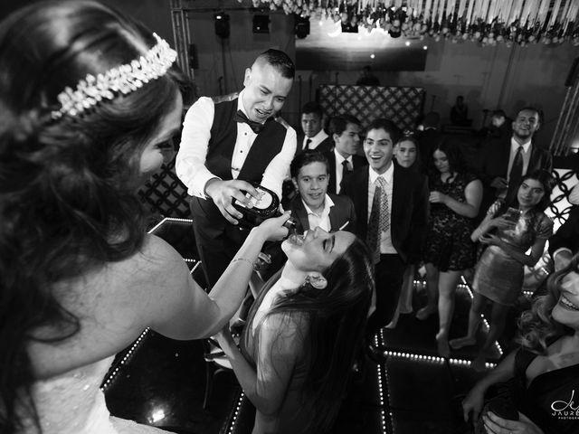 La boda de Luis y Estefania en Tlajomulco de Zúñiga, Jalisco 132