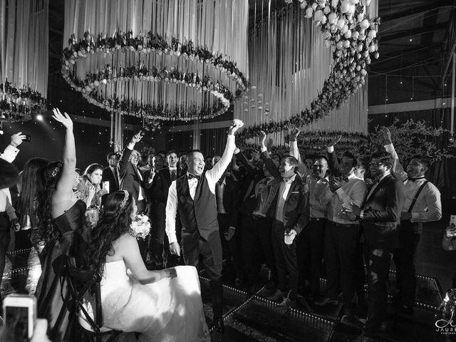 La boda de Luis y Estefania en Tlajomulco de Zúñiga, Jalisco 134