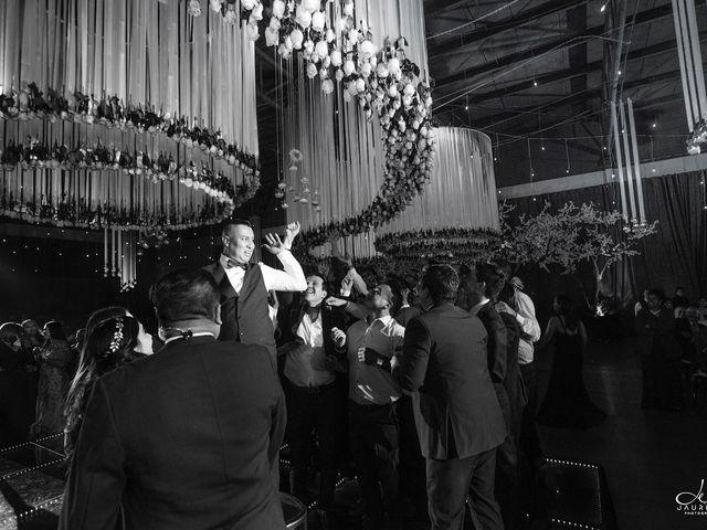 La boda de Luis y Estefania en Tlajomulco de Zúñiga, Jalisco 136