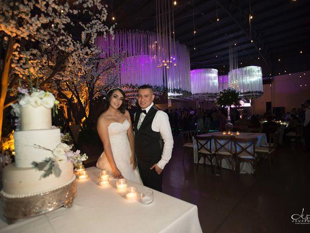 La boda de Luis y Estefania en Tlajomulco de Zúñiga, Jalisco 138