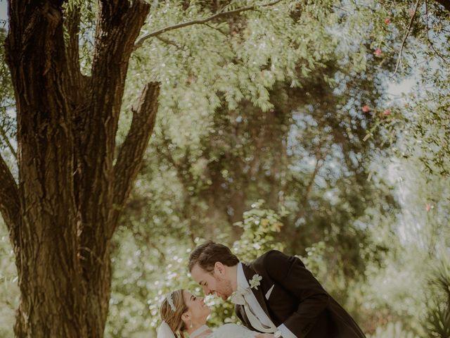 La boda de Julieta y Kurt