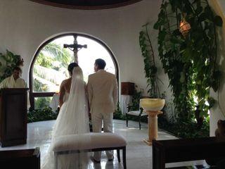 La boda de Jorge Iván y Liliana Rocío