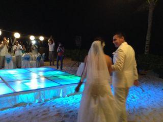 La boda de Jorge Iván y Liliana Rocío 3