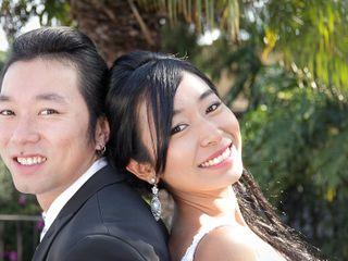 La boda de Aiko y Yuki