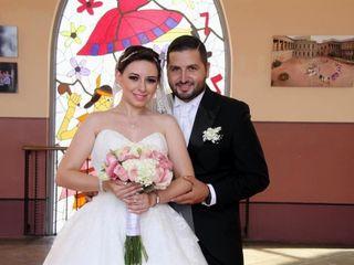 La boda de Lizeth  y Israel