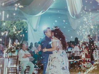 La boda de Miscely y Marcos