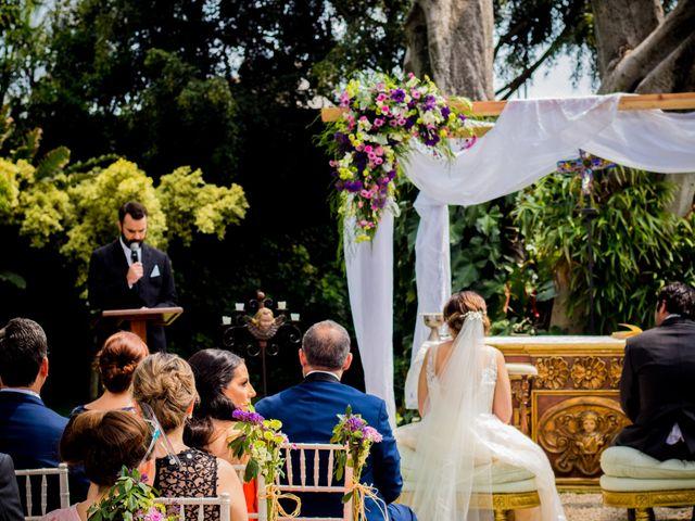 La boda de Javier y Yanin en Cuernavaca, Morelos 1