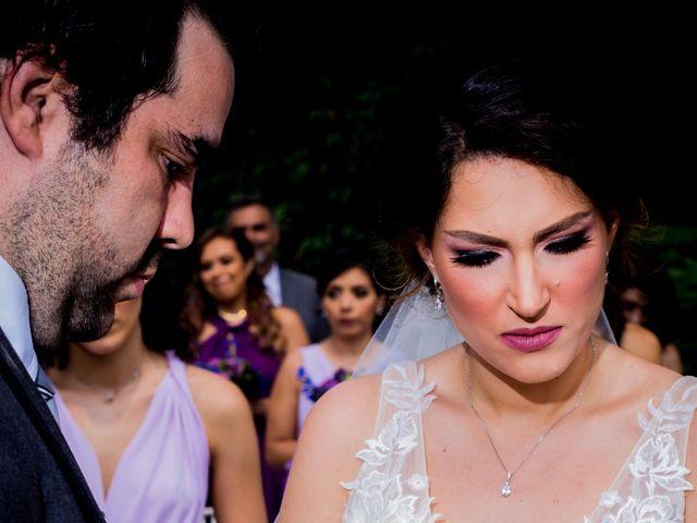 La boda de Javier y Yanin en Cuernavaca, Morelos 5