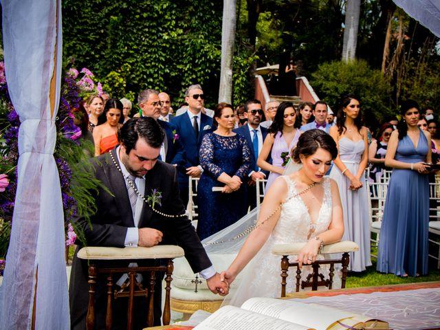 La boda de Javier y Yanin en Cuernavaca, Morelos 2