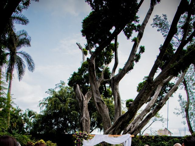 La boda de Javier y Yanin en Cuernavaca, Morelos 6