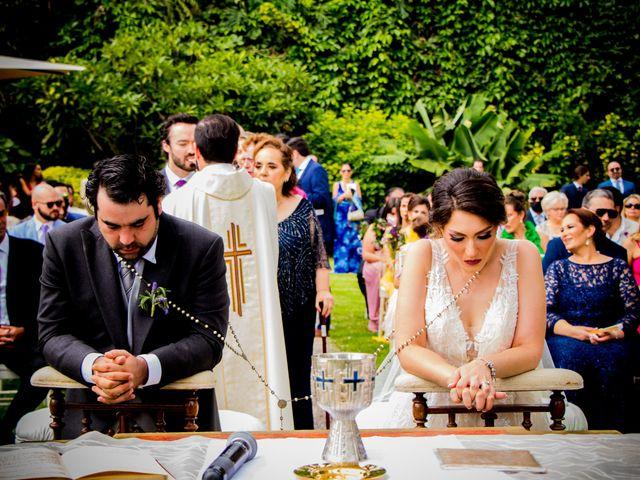 La boda de Javier y Yanin en Cuernavaca, Morelos 8