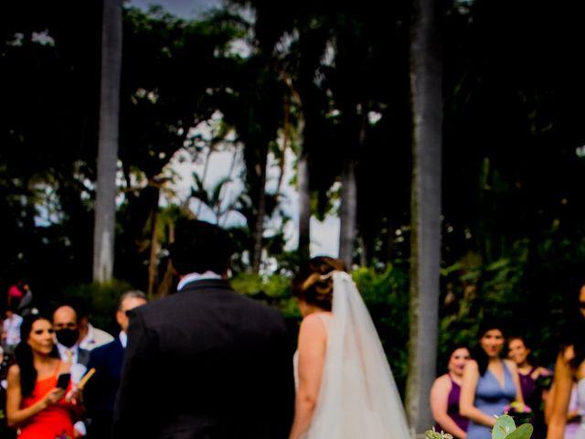 La boda de Javier y Yanin en Cuernavaca, Morelos 9