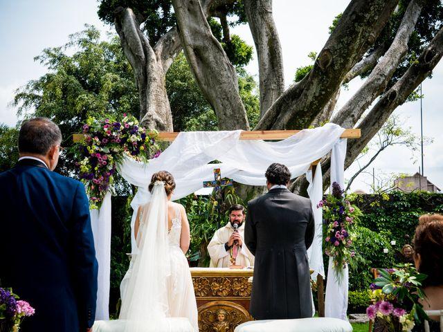 La boda de Javier y Yanin en Cuernavaca, Morelos 11