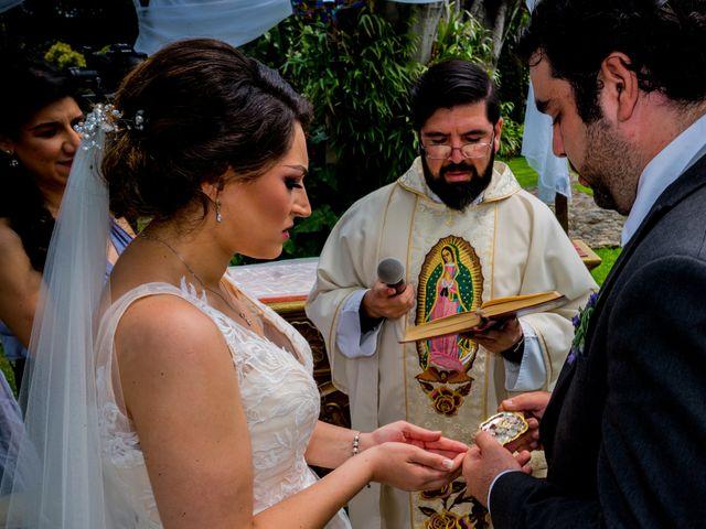 La boda de Javier y Yanin en Cuernavaca, Morelos 12
