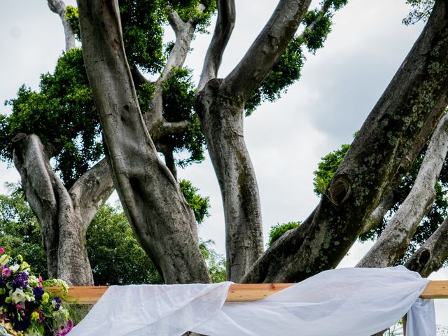 La boda de Javier y Yanin en Cuernavaca, Morelos 14