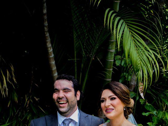 La boda de Javier y Yanin en Cuernavaca, Morelos 24