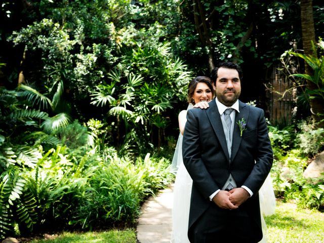 La boda de Javier y Yanin en Cuernavaca, Morelos 26