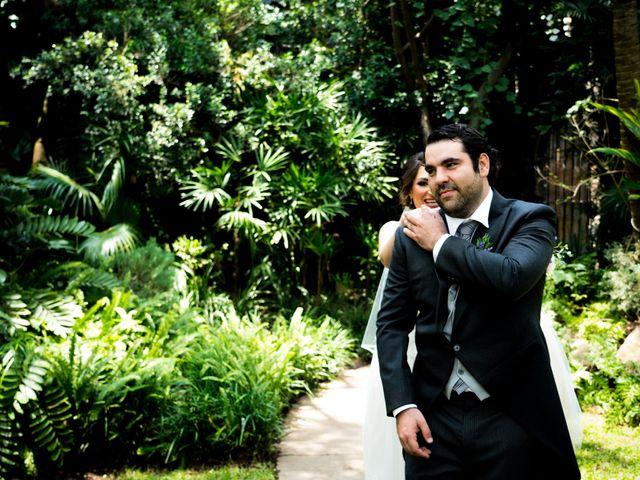 La boda de Javier y Yanin en Cuernavaca, Morelos 27