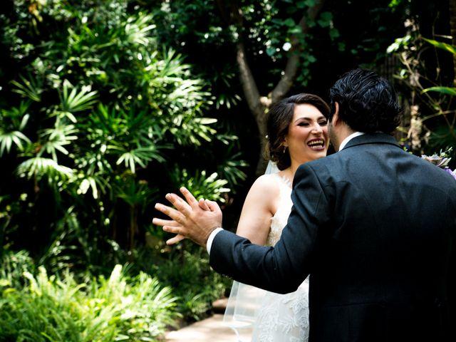 La boda de Javier y Yanin en Cuernavaca, Morelos 28