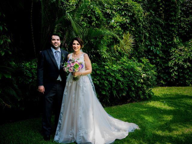 La boda de Javier y Yanin en Cuernavaca, Morelos 29