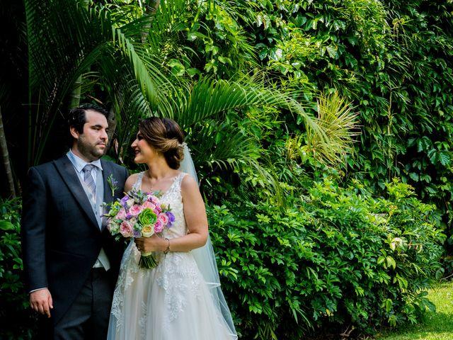 La boda de Javier y Yanin en Cuernavaca, Morelos 30