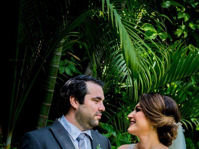 La boda de Javier y Yanin en Cuernavaca, Morelos 31