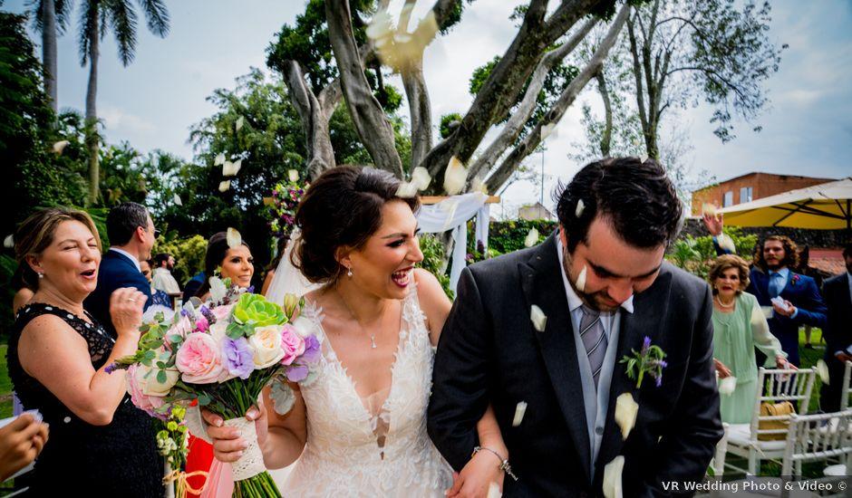 La boda de Javier y Yanin en Cuernavaca, Morelos