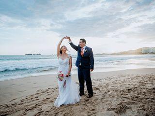 La boda de Diana y Armando  1