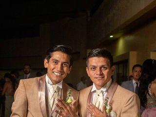La boda de Rodrigo y Gael 3