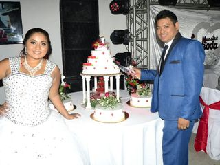 La boda de Daniela y Angel