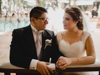 La boda de Mariana y Santiago