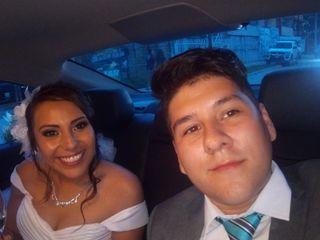 La boda de Vanessa y Ernesto  1