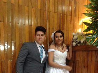 La boda de Vanessa y Ernesto  3