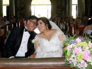 La boda de Fabiola y Luis Enrique