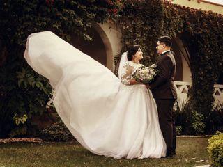 La boda de Fabiola y Luis Enrique  3