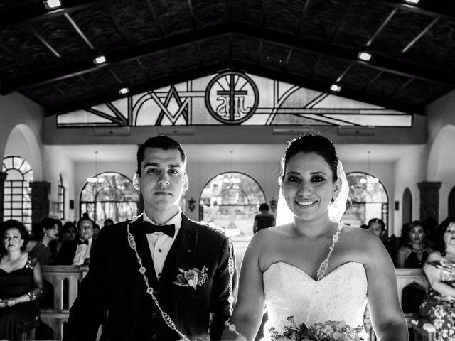 La boda de Natalia y Ricardo