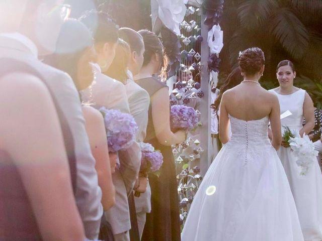 La boda de Claudia y Carmen en Cuernavaca, Morelos 19