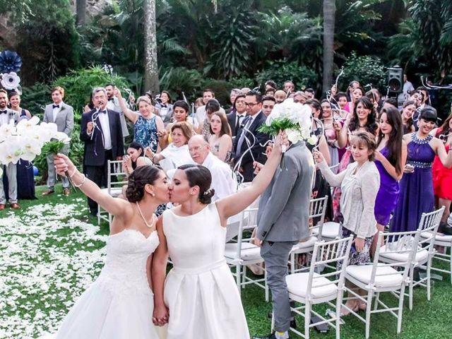 La boda de Claudia y Carmen en Cuernavaca, Morelos 23
