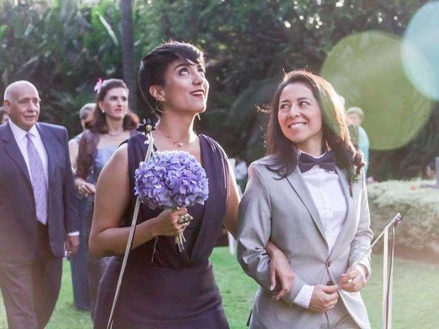 La boda de Claudia y Carmen en Cuernavaca, Morelos 24