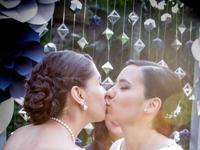 La boda de Claudia y Carmen en Cuernavaca, Morelos 29