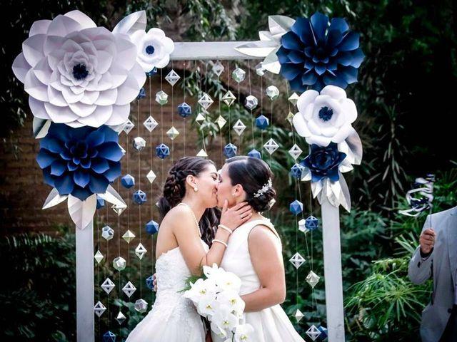 La boda de Claudia y Carmen en Cuernavaca, Morelos 30