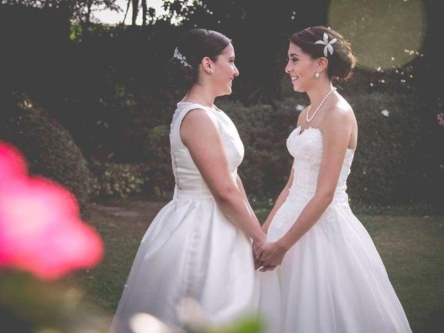 La boda de Claudia y Carmen en Cuernavaca, Morelos 35