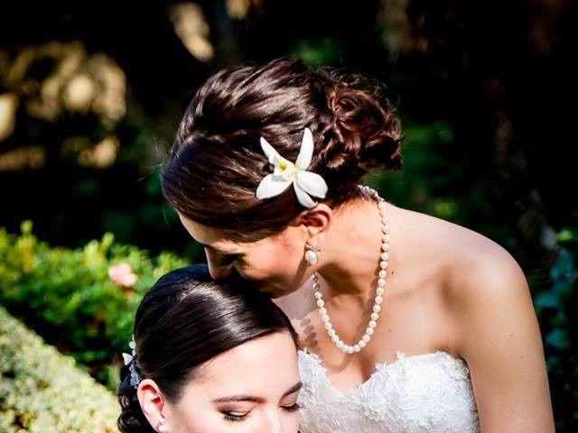 La boda de Claudia y Carmen en Cuernavaca, Morelos 41