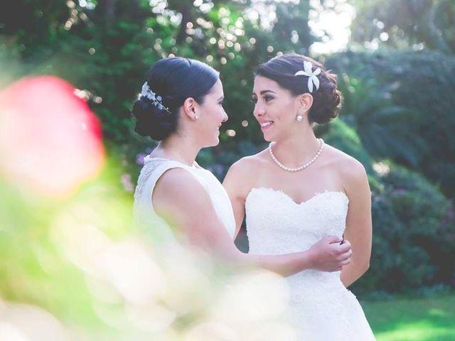 La boda de Claudia y Carmen en Cuernavaca, Morelos 45