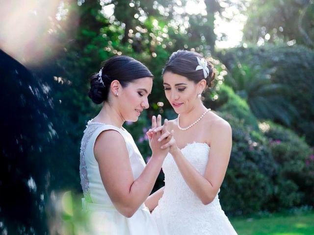 La boda de Claudia y Carmen en Cuernavaca, Morelos 46