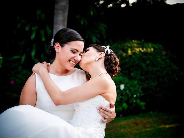 La boda de Claudia y Carmen en Cuernavaca, Morelos 48