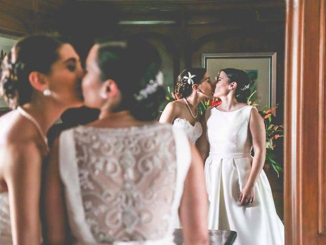 La boda de Claudia y Carmen en Cuernavaca, Morelos 49