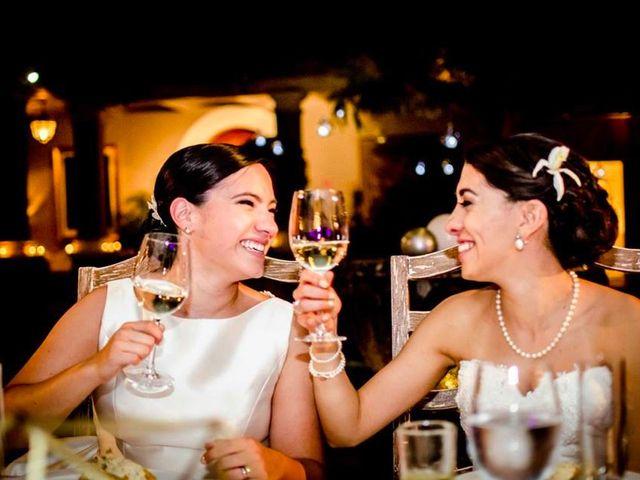La boda de Claudia y Carmen en Cuernavaca, Morelos 51
