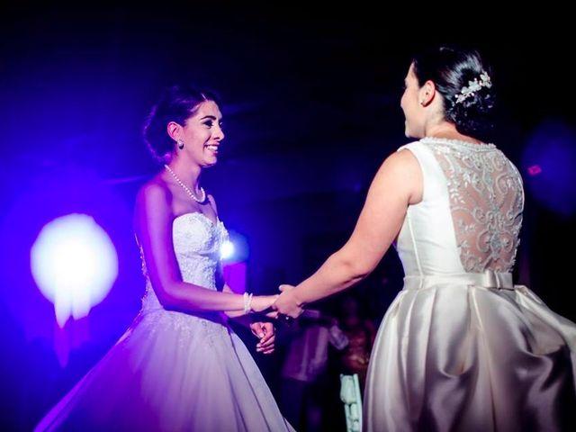 La boda de Claudia y Carmen en Cuernavaca, Morelos 54